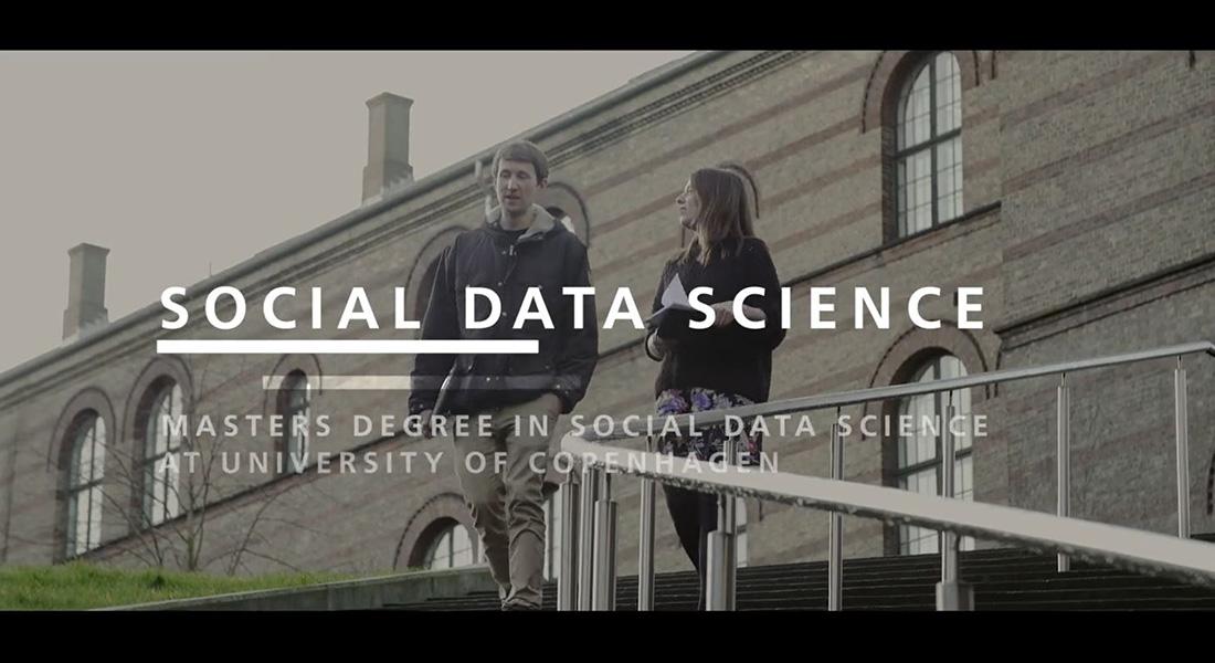 MSc in Social Data Science